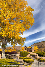 chimayo Fall Colors