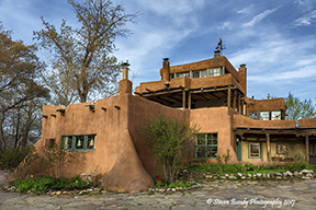 mabel dodge lujan house